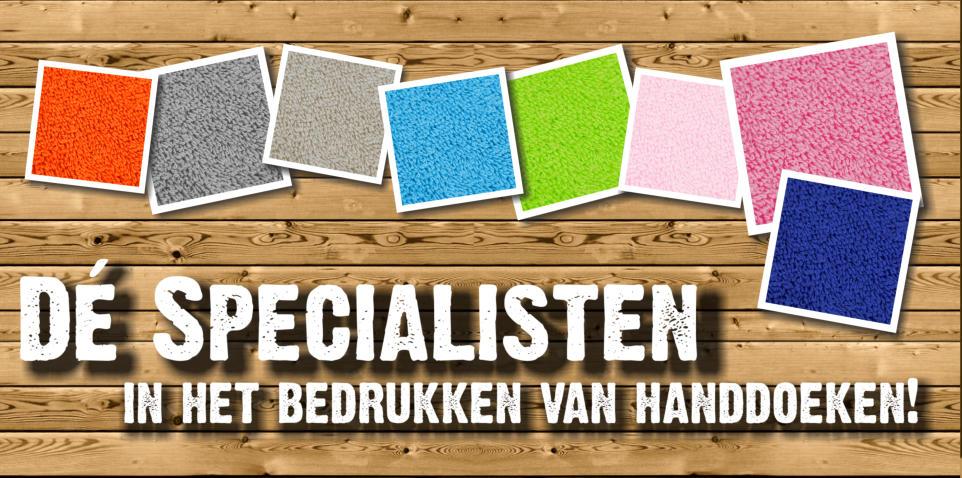 Borduren Op Badstof.Logo Borduren Op Handdoek